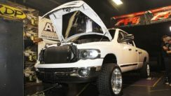 Dyno Testing at the 2015 Diesel Power Challenge!