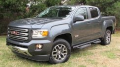2015 GMC Canyon SLE All Terrain In Depth Review