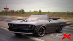 720 HP 1969 Chevelle Convertible Quick Look