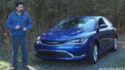 2016 Chrysler 200 Test Drive