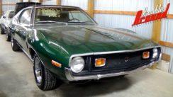 1973 AMC Javelin V8 Quick Look
