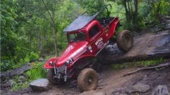 Off-Roading at Durthamtown Tellico Off-Road Park