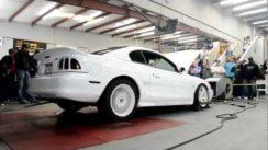 Supercharged Mustang Street Car Makes 684 Horsepower