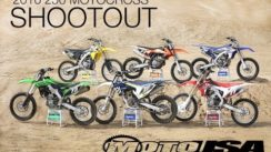 2016 250 Motocross Shootout