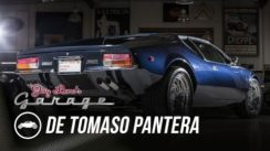 1971 De Tomaso Pantera Review