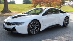 BMW i8 Video Review