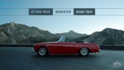 This Datsun Traveled 37,000 Miles on a North American Road Trip