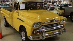 1958 Chevrolet Apache Pickup Quick Look