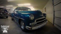 1952 Chevrolet Deluxe 235 Straight Six