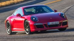 424hp Porsche 911 Carrera 4 GTS Driven