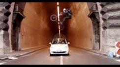 Fiat 500 Vs BMX Bandits Challenge