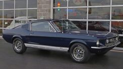 1967 Ford Mustang GT Fastback 390