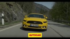 2015 Ford Mustang V8 Driven