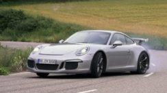 Porsche 991 GT3 Driven to the Limit