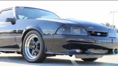 900HP Turbo Fox Body Saleen Drag Racing