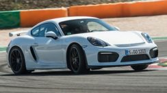 380HP Porsche Cayman GT4 Tested to the Limit
