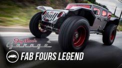Fab Fours Legend Jeep Modification