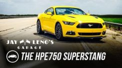 Hennessey HPE750 SuperStang