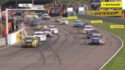 2015 British Touring Car Championship Highlights