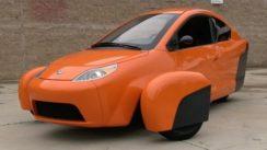 The Elio Motors P4 Prototype & Interview with Paul Elio