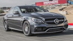 2015 Mercedes-AMG C63 S Hot Lap