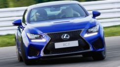 Lexus RC F Tested on Road and Track