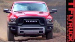 2015 Ram Rebel Off-Road Review
