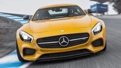2015 Mercedes AMG GT S Hot Lap