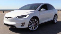 2016 Tesla Model X P90D Signature w/Ludicrous Mode In Depth Review