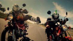 Battle of the Bikes! Motorbike Grand Prix