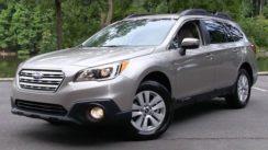 2015/2016 Subaru Outback 2.5i Premium In Depth Review