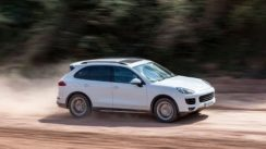 Porsche Cayenne S Diesel Driven