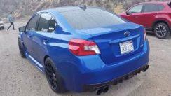 Modified 2015 Subaru WRX Quick Look