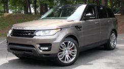 2015 Range Rover Sport Supercharged In-Depth Review