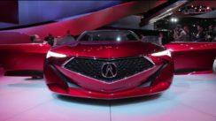 Acura Precision Concept 2016 Detroit Auto Show