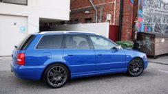 Modified Audi B5 S4 Avant Quick Look