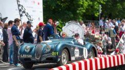 Mille Miglia Auto Race