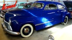 1947 Oldsmobile Fastback Quick Look