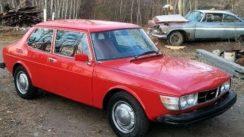 Will it Run? 1978 Saab 99