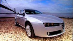 Alfa Romeo 159: Racing a Man Across the Humber River