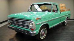 1968 Ford F100 Ranger Restored