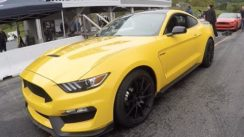 2016 Shelby GT350 One Lap