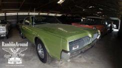 1967 Mercury Cougar 289 Quick Look
