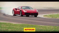 Ferrari 488 GTB Driven