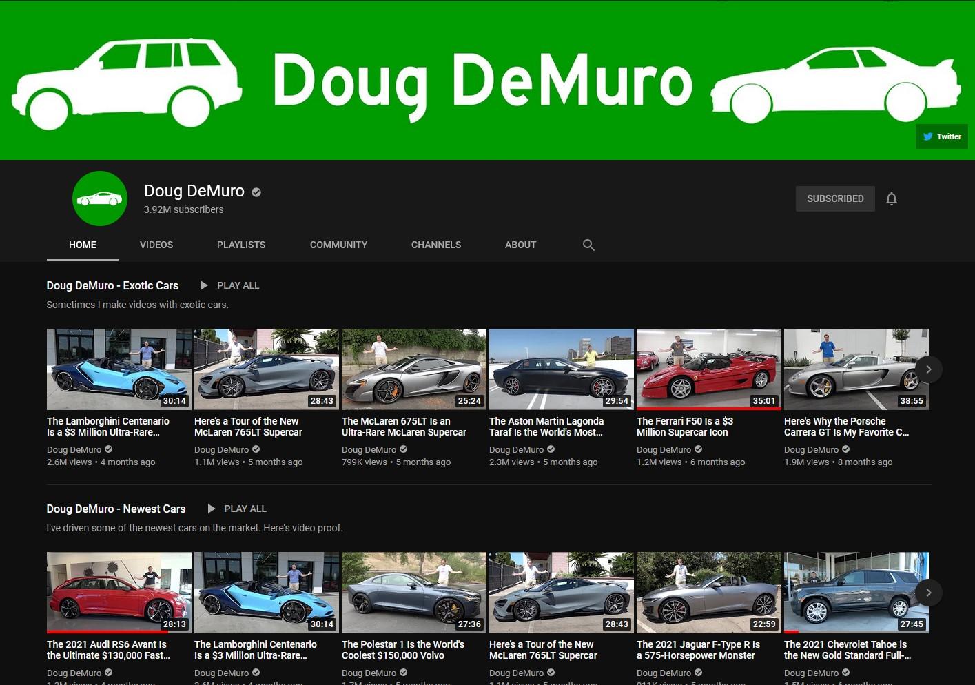 DougDemuro