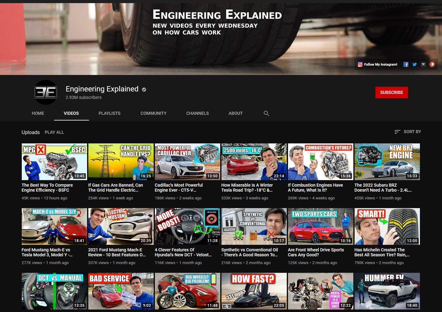 Engineering Explained