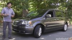 2015 Chrysler Town and Country Limited Platinum Review