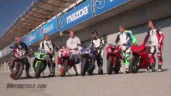 2015 Six-Pack Superbike Shootout
