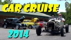 Hot Rods, Muscle Cars, and Classics Car Cruise