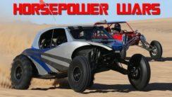 Dune Buggy Horsepower Wars